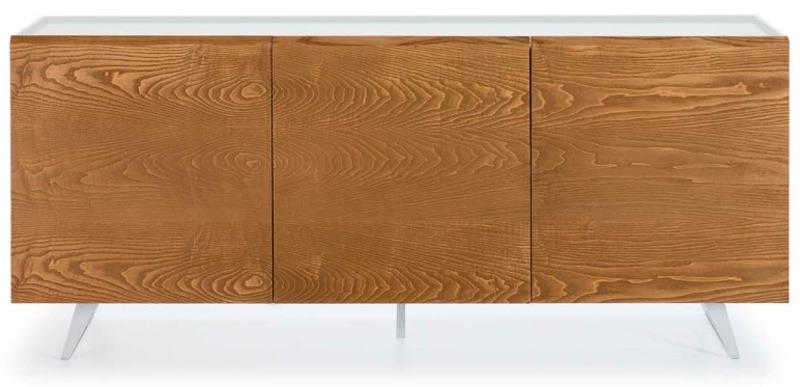 HD Muebles Colección CHANGE Color caramel_Pata metal