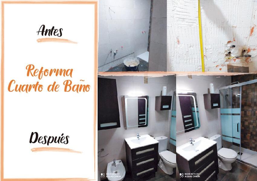 Reforma Baño - Ref. 0002